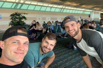 Leaving Orlando